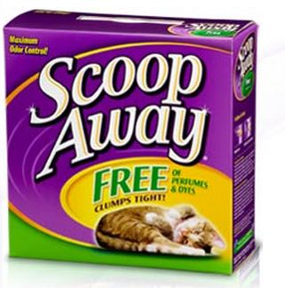 Scoop Away Super Clump Unscented Cat Litter