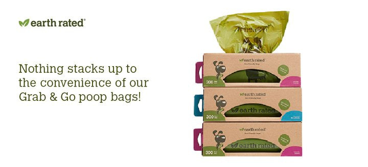 Earth Rated Lavender Scented Dog Waste Bags