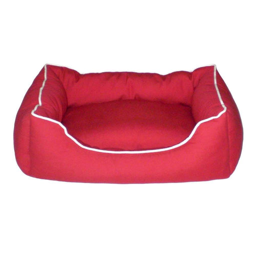 Dog Gone Smart Red Lounger Dog Bed