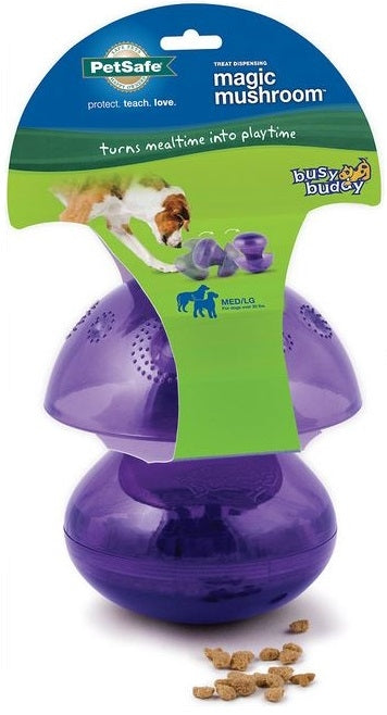 PetSafe Busy Buddy Magic Mushroom Dog Toy