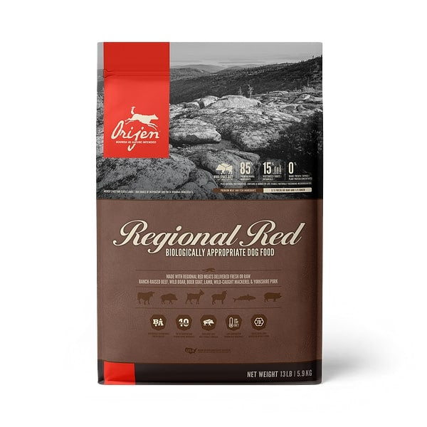 ORIJEN Regional Red Dry Dog Food