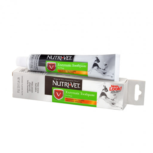 Nutri Vet Enzymatic Toothpaste for Dogs