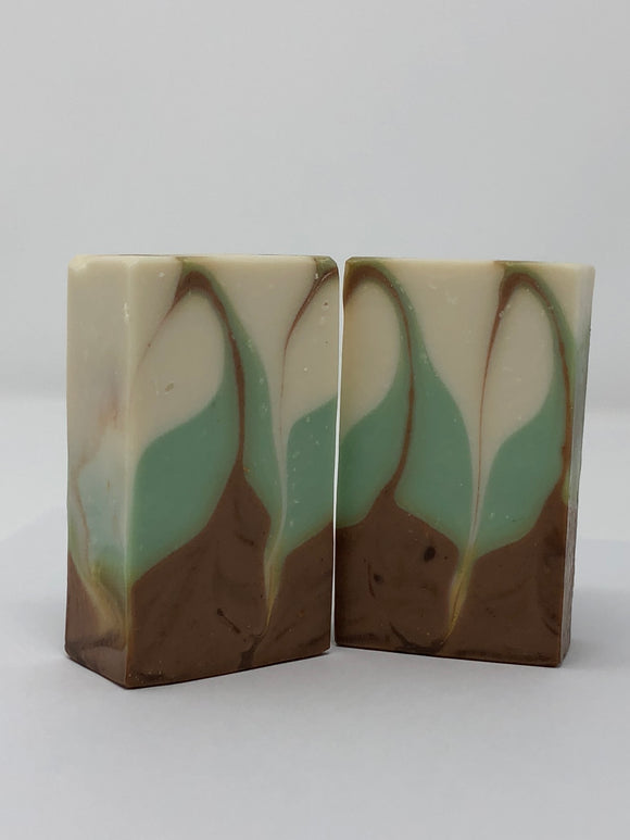 Minted Mocha Swirl - Sold Out