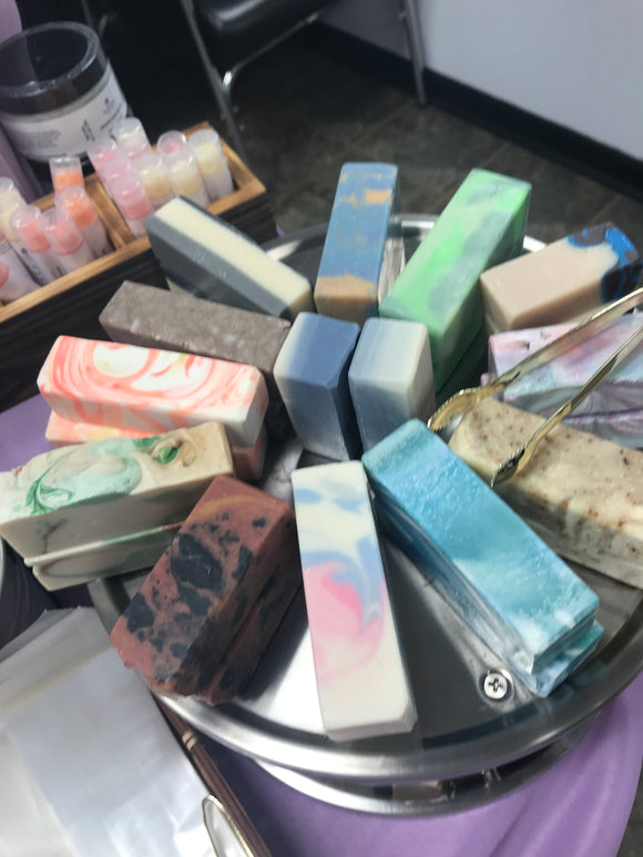 Artisan Soap Sticks - Sold Out
