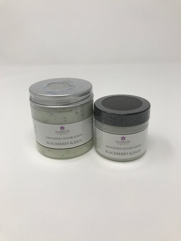 Blackberry & Sage -Sold Out