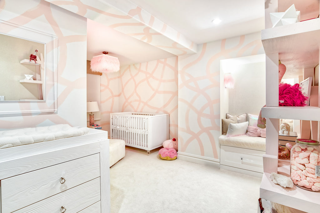 Brooklyn Girl's Nursery
