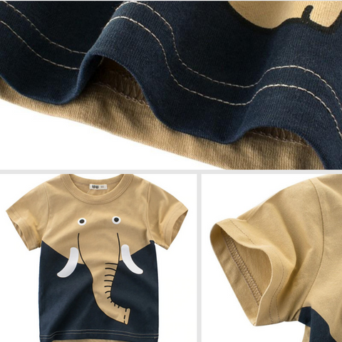 Zoo Animals T-Shirts