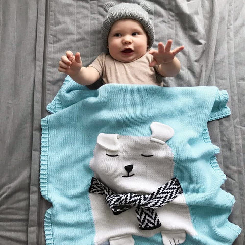 Lightweight and Adorable Blanket