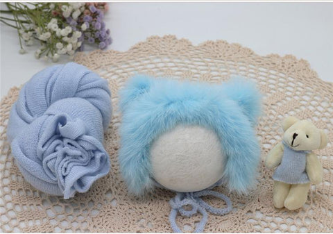 Knitted Wool Material