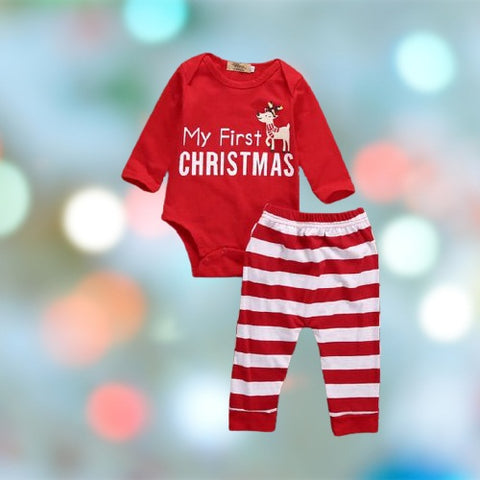 Perfect For The Babies First Christmas