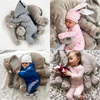 Elephant Pillow for Baby - Cozy Nursery