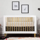 Babyletto Lolly 3-in-1 Convertible Crib - Cozy Nursery