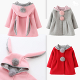 Baby Rabbit Ears Cloak - Cozy Nursery