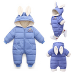 Long Ears Winter Jumpsuit