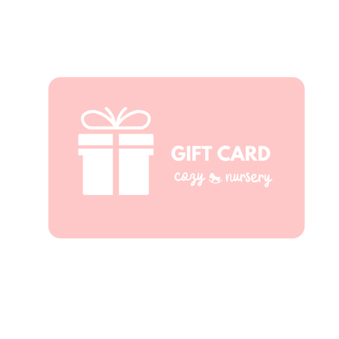 Gift Card - Cozy Nursery