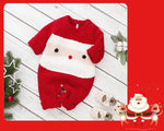 Knitted Santa Jumpsuit