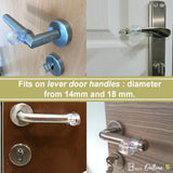 Door Handle Bumper 10pcs