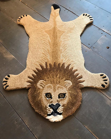 Safari Animal Skin Rug