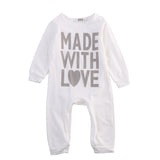 Made with Love Romper Jumpsuit