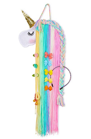 Unicorn Hair Clips Holder - Cozy Nursery