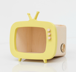 "mini tv box ""teevee"" - Cozy Nursery"
