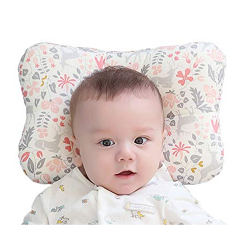 Baby Pillow for Newborn - Cozy Nursery