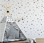 Star Wall Stickers - Cozy Nursery