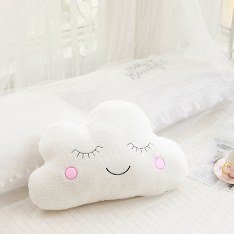 Plush Soft Cushions Star Moon - Cozy Nursery