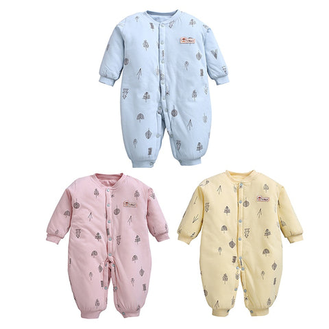 Thick Baby Rompers Infant pijamas - Cozy Nursery