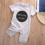 Boy Jumpsuits 0-24M