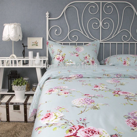 English Roses bedding set 4pcs - Cozy Nursery