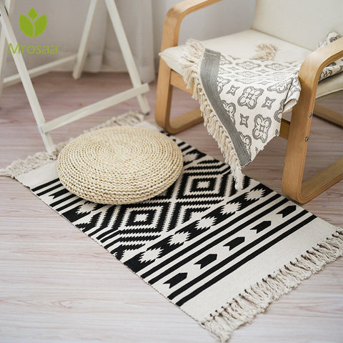 Retro Carpet 60x130cm - Cozy Nursery