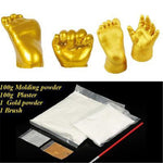 3D Baby Hand and Foot Casting Keepsake Kit