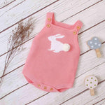 Baby Sleeveless Bodysuit Romper
