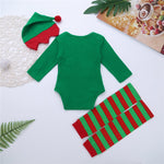 Baby Christmas Elf Romper