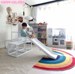 Rainbow Rug - Cozy Nursery