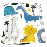 Muslin Cotton Baby Swaddles - Cozy Nursery