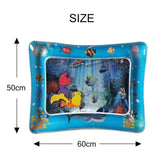 Inflatable Under the Sea Play Mat
