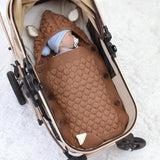 Baby Warm Sleeping Bags Stroller Wrap