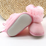 Baby Winter Soft Soled Boots