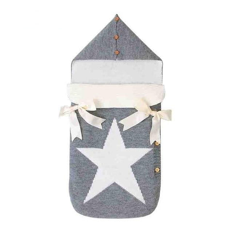 Star Ribbon Sleeping Bag
