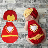 Newborn Superhero Photo Props