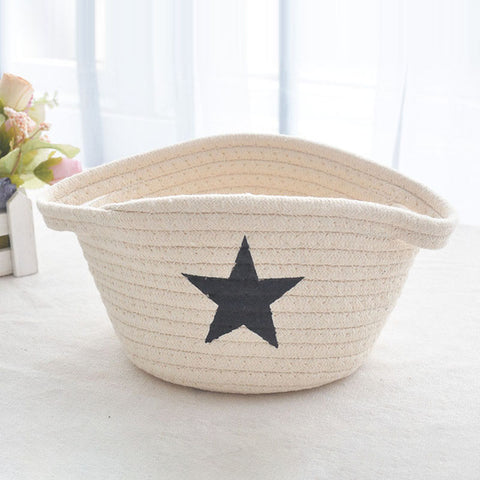 Star Storage Baskets - Cozy Nursery