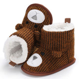 Baby Fleece Warm Boots