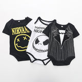Baby Halloween One-Piece Bodysuit