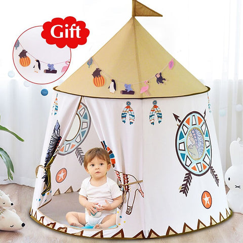Kids' Play Tent - Cozy Nursery
