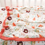 Baby Cotton Muslin Blanket