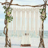 Cotton Rope Bohemian Curtain