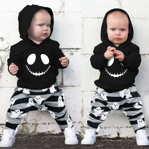 Baby Nightmare Hoodie + Ghost Pants