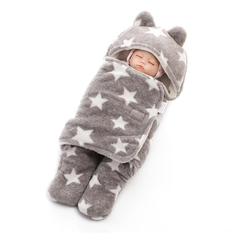 Baby Thermal Soft Fleece Blanket